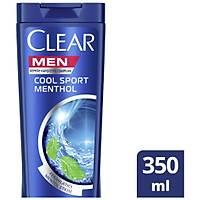 Clear Men Cool Sport Menthol Þampuan 350 ml