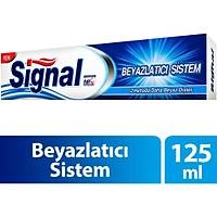 Signal Beyazlatýcý Sistem Diþ Macunu 125 ml