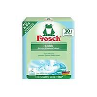 Frosch Sodalý Bulaþýk Makinesi Tableti 30 Tablet Fosfatsýz