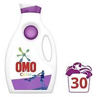 Omo Color Renkliler için Sývý Çamaþýr Deterjaný 1950 ML