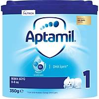 Aptamil 1 Bebek Sütü 350 g 0-6 Ay Akýllý Kutu