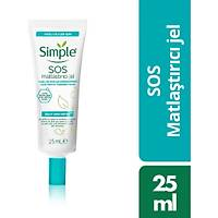 Simple SOS Matlaþtýrýcý Jel 25 ml