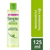 Simple Nemlendirici Temizleme Yaðý 125 ml