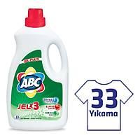 ABC Jel Çamaþýr Deterjaný Bahar Ferahlýðý 2145 ml (33 Yýkama)