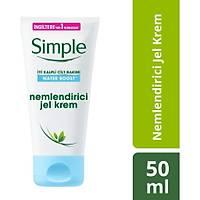 Simple Water Boost Nemlendirici Jel Krem 50 ml