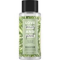 Love Beauty and Planet Çay Aðacý Yaðý ve Vetiver Özlü Þampuan 400 ml