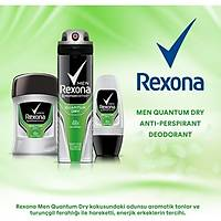 Rexona Quantum Dry Erkek Roll On Deodorant 50 ml