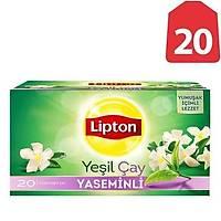 Lipton Yeþil Çay Yasemin 20'li