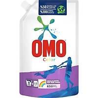 Omo Color Renkliler için Sývý Deterjan Çevre Dostu Paket 650 ML