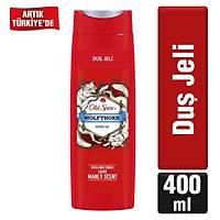 Old Spice Duþ Jeli 400 ml Wolfthorn