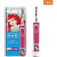 Oral-B Çocuklar Ýçin Þarj Edilebilir Diþ Fýrçasý D100 Princess Özel Seri