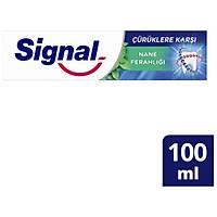 Signal Beyaz Güç Nane Diþ Macunu 100 ml