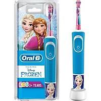 Oral-B Çocuklar Ýçin Þarj Edilebilir Diþ Fýrçasý D100 Frozen Özel Seri