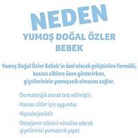 Yumoþ Doðal Özler Bebek Konsantre Çamaþýr Yumuþatýcý 1200 ML 50 Yýkama