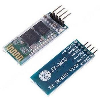 HC06 Bluetooth-Serial Modül Kartý