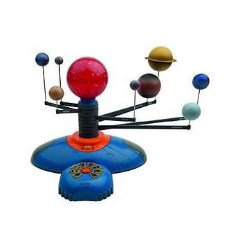 Güneþ Sistemi Modeli (Ýngilizce)