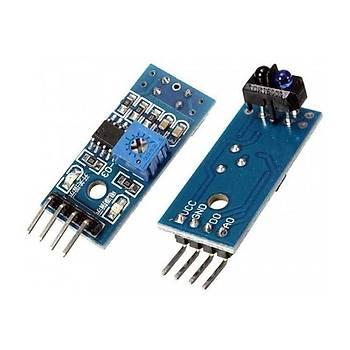 TCRT5000 Kýzýlötesi Yansýma Sensör Modülü - Optik Sensör Kartý