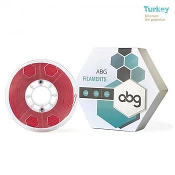ABG Kýrmýzý PLA Filament 1.75 mm