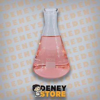 Erlenmayer (100 ml. Cam)