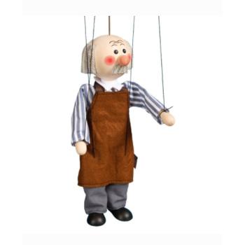 Ýpli Kukla Seti - Geppetto