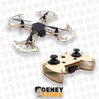 DIY Kendin Yap Ahþap / Tahta Drone