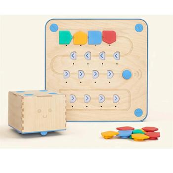 Cubetto: Çocuklar için Ahþap Robotik Kodlama Seti