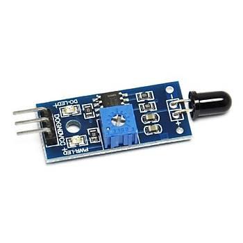 Ateþ Algýlayýcý Sensör Kartý (Flame Sensor)
