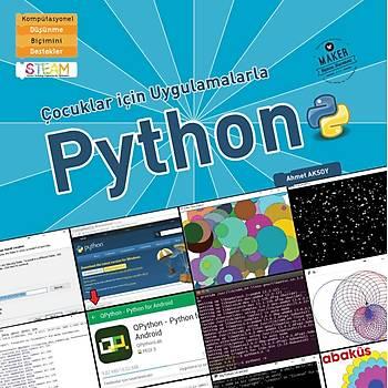Çocuklar için Uygulamalarla Python