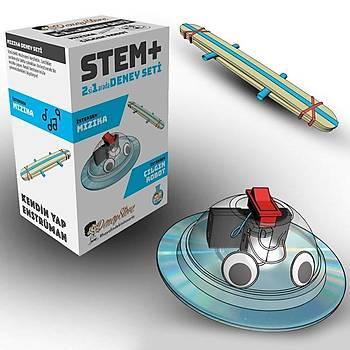 Çýlgýn Robot - Mýzýka STEM Seti