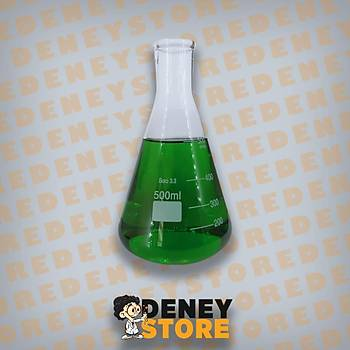Erlenmayer (500 ml. Cam)