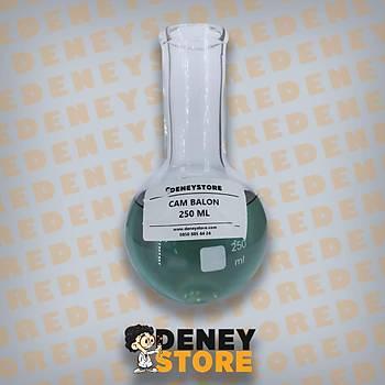 Cam Balon (250 ml. dibi düz)