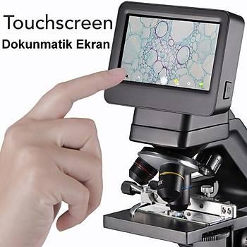 BRESSER, Biolux Touch LCD Mikroskop