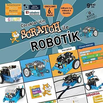Çocuklar için Scratch ile Robotik (Eðitim Videolu)