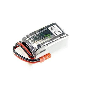 11.1V Lipo Batarya 850mAh 25C - 3s Lipo Pil