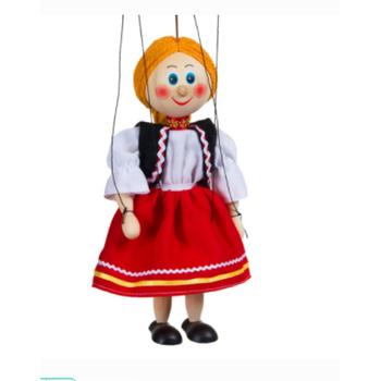 Ýpli Kukla Seti - Gretel