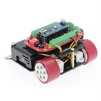 Helon Mini Sumo Robot Kiti Montajlý