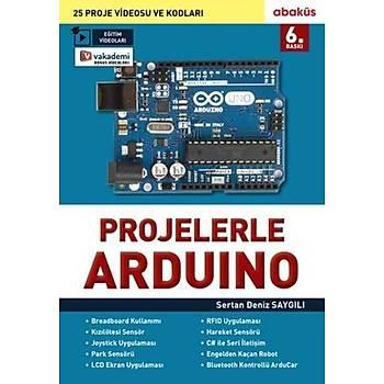Projelerle Arduino - Sertan Deniz SAYGILI