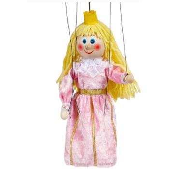 Ýpli Kukla Seti - Rapunzel