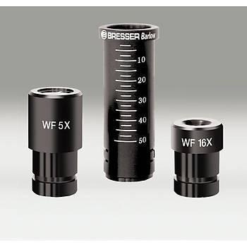 Bresser, Biolux NV, Taþýma Çantalý 20x-1280x Monoküler - Biyolojik Mikroskop