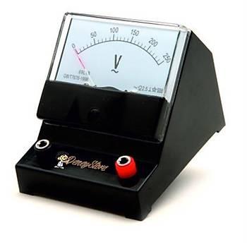 Voltmetre 0-250 V AC