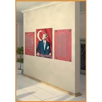 Cam Atatürk Köþeleri (EA1044)