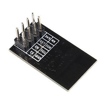 ESP8266 Ekonomik Wifi Seri Alýcý Verici Modülü