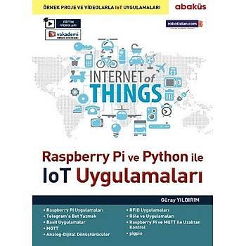 Raspberry Pi ve Python ile loT Uygulamalarý(Eðitim Videolu) - Güray Yýldýrým