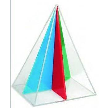 Kesitli Piramit