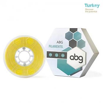 ABG Sarý PLA Filament 1.75 mm