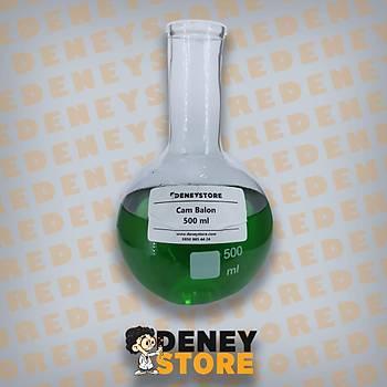 Cam Balon (500 ml. dibi düz)
