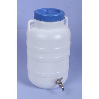Bidon Musluklu (5 lt. Plastik)