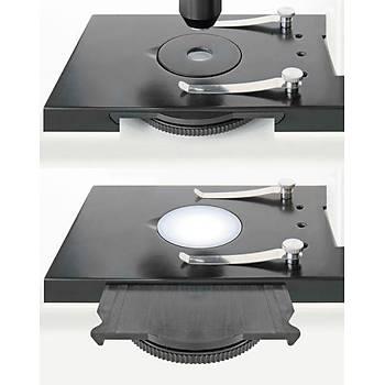 Bresser, Duolux, 20x-1280x Biyolojik Mikroskop