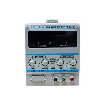 0-30 Volt 5 Amper Ayarlý Güç Kaynaðý (PS-305D)