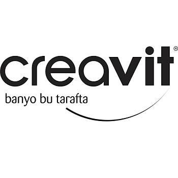 Creavi?t AC50L Aç-Kapa Ara Kesme Valfi 1/2''-1/2'' Creavit